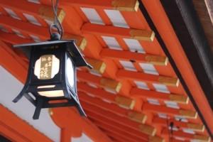 八坂神社灯篭